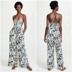 Yumi Kim Madison Ave Jumpsuit in Funky Floral